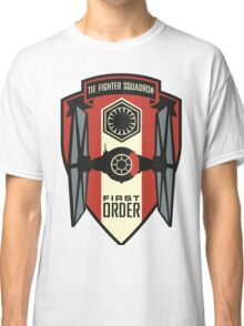 The First Order Fighter Squadron Classic T-Shirt