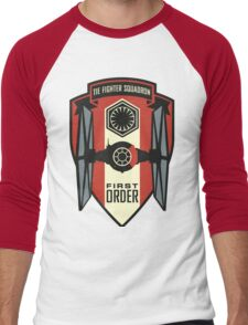 The First Order Fighter Squadron Men's Baseball ¾ T-Shirt