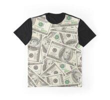 100 dollar bills Graphic T-Shirt