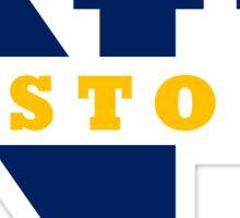 TCNJ History Sticker