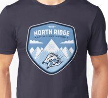 North Ridge Ski Resort Unisex T-Shirt