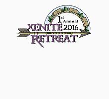 Xenite Retreat Logo Unisex T-Shirt