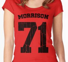 Morrison 71 Women's Fitted Scoop T-Shirt