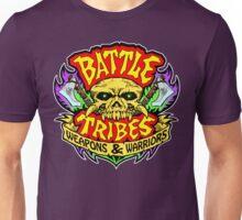 Battle Tribes Skull Logo Unisex T-Shirt
