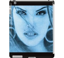 The GUESS? Girl  iPad Case/Skin