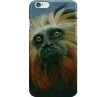 lion tamarin  iPhone Case/Skin