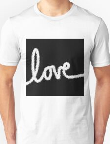 Love Is The Word Unisex T-Shirt