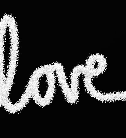 Love Is The Word Sticker