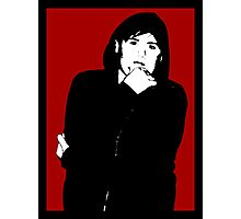 Tubby-T; Che Guevara style Photographic Print