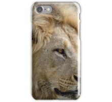 Lion Full Face iPhone Case/Skin