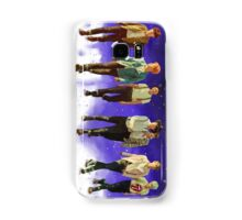 BTS GALAXY VERTICAL Samsung Galaxy Case/Skin