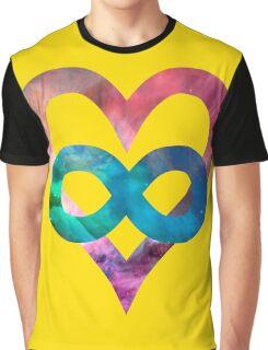 Orion Nebula | Polyamory Logo 2.0 | Team Poly Official Shirt Graphic T-Shirt