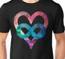 Orion Nebula | Polyamory Logo 2.0 | Team Poly Official Shirt Unisex T-Shirt