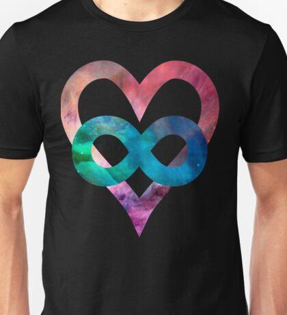 Orion Nebula   Polyamory Logo 2.0   Team Poly Official Shirt Unisex T-Shirt