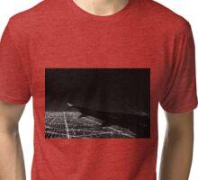 Night Lights Tri-blend T-Shirt