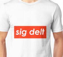 Sig Delt Supreme Unisex T-Shirt