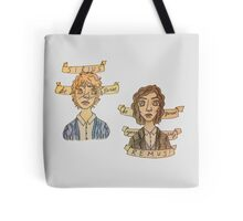 Be Quiet Yourself, Remus! Tote Bag
