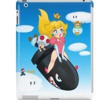 Peach's World iPad Case/Skin