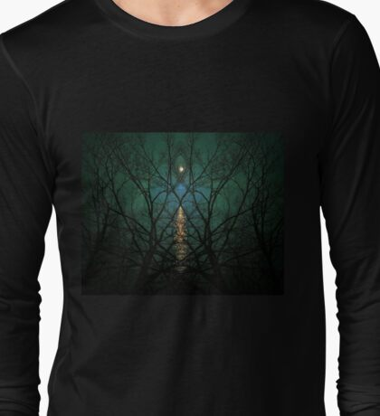 Embrace The Night Long Sleeve T-Shirt