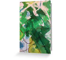Secret Springtime Maps # 2 Greeting Card