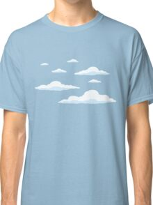 The Simpsons Clouds Classic T-Shirt