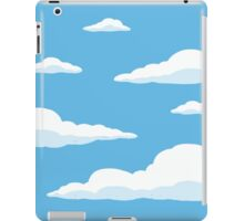 The Simpsons Clouds iPad Case/Skin
