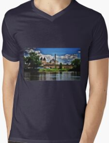 Minneapolis 6 Mens V-Neck T-Shirt