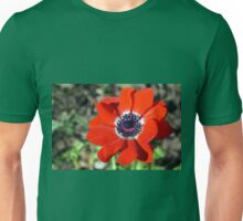 Glowing Anemone Unisex T-Shirt