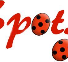 Spots On! Sticker