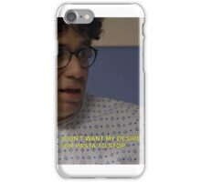 Portlandia Pasta iPhone Case/Skin