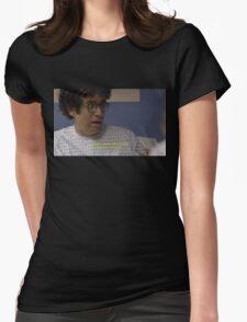 Portlandia Pasta Womens Fitted T-Shirt