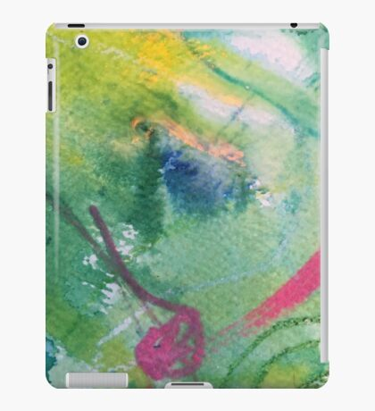 Secret Springtime Maps #3 iPad Case/Skin