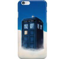 Tardis Cloud iPhone Case/Skin