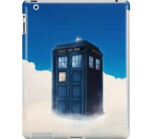 Tardis Cloud iPad Case/Skin