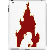 Beauty and the Beast Castle iPad Case/Skin