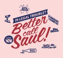 Better call saul One Piece - Long Sleeve