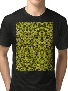 Keith Wall Yellow - Select Your Colour Tri-blend T-Shirt