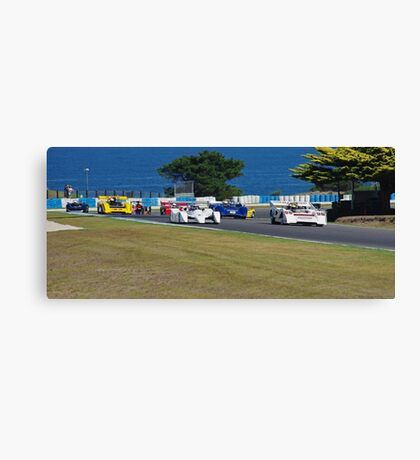 Big Banger Sports Cars Canvas Print