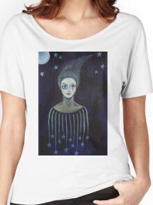 Clown Blanc Women's Relaxed Fit T-Shirt