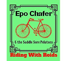 Epo Chafer Riding with 'Roids Photographic Print