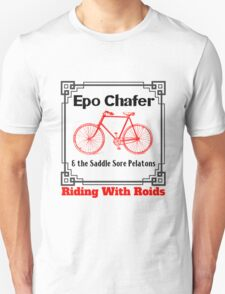 Epo Chafer Riding with 'Roids T-Shirt