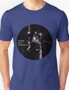 Gone, not forgotten - Seamus Aran & Her Metroid T-Shirt