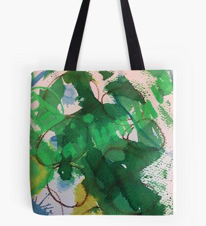 Secret Springtime Maps # 2 Tote Bag