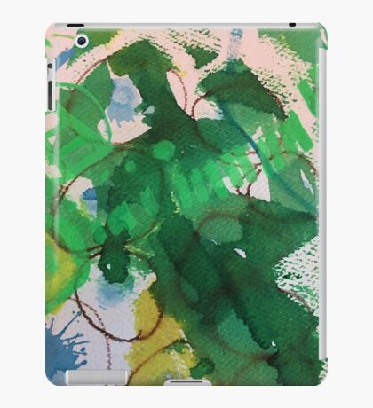 Secret Springtime Maps # 2 iPad Case/Skin