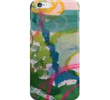 Secret Springtime Maps #1 iPhone Case/Skin