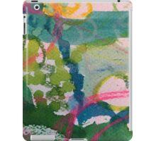 Secret Springtime Maps #1 iPad Case/Skin