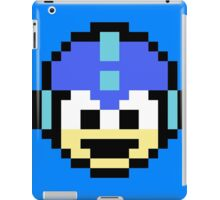 Megaman Head iPad Case/Skin