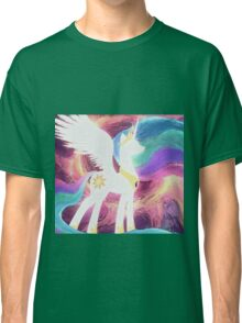Celestia Oil Paint Classic T-Shirt