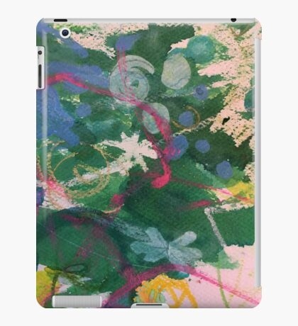 Secret Springtime Maps #4 iPad Case/Skin