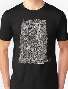 Life Without Skin by Brian Benson Unisex T-Shirt